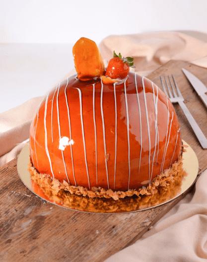 Karamelli Kaçkar Pasta